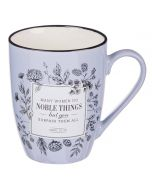Mug: Ceramic-Many Women Noble, Proverbs 31:29, MUG688