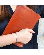Jacob Rachel Reminder Cuffs Bible Collection