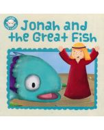 Candle Little Lambs-Jonah And The Great Fish Booklet
