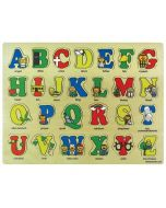 Wooden Puzzle - Bible ABC's #52421