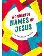 Wonderful Names of Jesus