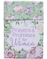 Box Of Blessings-Prayers & Promises for Women BX138