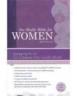 NKJV Study Bible For Women Large Print Edition