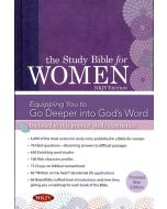 NKJV Study Bible For Women Personal Size