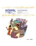 Gospel Project for Kids3.0 V8:Jesus  Servant Kids Leader Kit