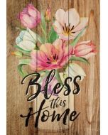 Pallet Decor:Bless This Home, ARS0097