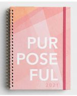 Planner 2021-12th Month/Week Purposeful