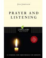 LifeGuide B/Sty (US)-Prayer and Listening