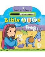 Bible ABC's: Wipe-Clean Activity Book