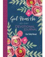 Journal:God Hears Her 40-Day Devotional