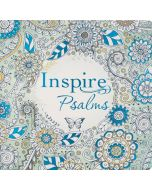 NLT Inspire: Psalms, Creative Coloring Bible Journaling