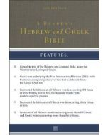 Reader's Hebrew And Greek Bible-HC   2nd Edn.