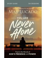 You Are Never Alone Study Guide w/DVD