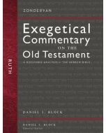 Zondervan Exegetical Commentary OT-Ruth
