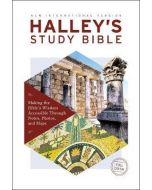 NIV  Halley's Study Bible  Hardcover  Red Letter Ed.  Comfort Print