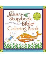 Jesus Storybook Bible Coloring Book for Kids