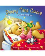 Sleepy Time Colors:A Lift-the-Flap Book