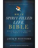 NKJV  Spirit-Filled Life Bible  3rd Ed.  Hardcover  Red Letter Ed.  Comfort Print