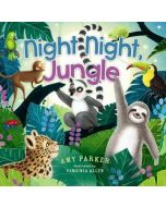Night Night, Jungle Board Book