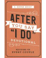 """After You Say """"I Do"""" Devotional"""
