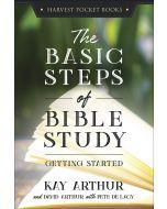 Basic Steps of Bible Study