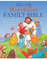 Lion Storyteller Family Bible