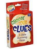 Choose Your Clues Card Game (#90993)