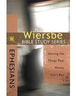 Wiersbe Bible Study Sr-Ephesians