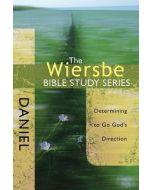 Wiersbe Bible Study Sr-Daniel