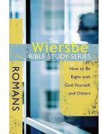 Wiersbe Bible Study Sr-Romans