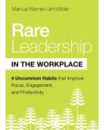 Rare Leadership in the Workplace-Hardcover
