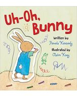 Uh-Oh, Bunny (Boardbook)