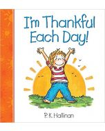 I'm Thankful Each Day!  (Boardbook)