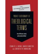 Pocket Dictionary of Theological Terms