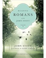 Reading Romans with John Stott-Vol. 1