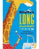 Giraffe's Long Good-Night