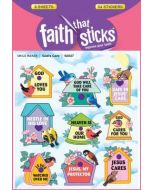 Faith That Sticks-God's Care