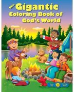 Gigantic Coloring Book of God's World
