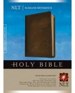NLT Slimline Reference Bible