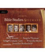 Bible Studies by Demand for Women-Vol 1 (DVD)