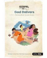 Gospel Project for Kids V2:God Delivers-Younger Kids Leader Gde