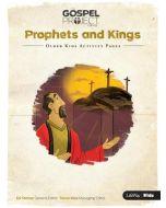 Gospel Project for Kids V5:Prophets & Kings Older Kids Activity Pg
