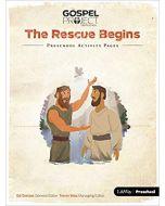 The Gospel Project for Preschool