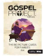 Gospel Project for Kids V4:Kingdom Establish-Big Picture Card/Kids
