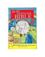 My Own Keepsake Bible:Children's Coloring Bible