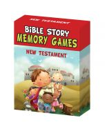Bible Story Memory Games New Testament (KDS609)