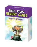 Bible Story Memory Games Old Testament (KDS611)