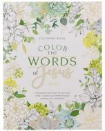 Coloring Book-Color the Words of Jesus, CLR067