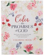 Coloring Book-Color the Promises of God, CLR068