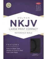 NKJV Large Print Compact Reference